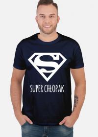 Super Chłopak - koszulka z nadrukiem
