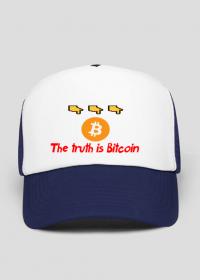 Czapka Bitcoin