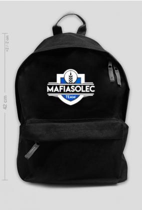 Plecak Duży MafiaSolec Team Czarny