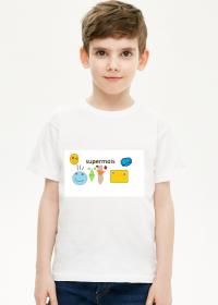 Koszulka Emotki biała
