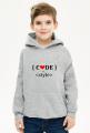 Bluza dziecięca code with style