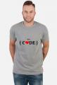 Koszulka męska let's code