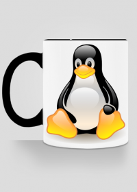 Kubek kolorwy Linux