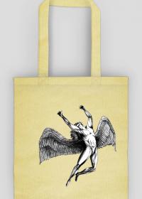 Led Zeppelin Swan Song Records angel torba