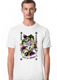 Joker card męska koszulka
