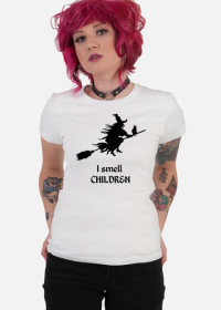 Koszulka Halloween - Czarownica