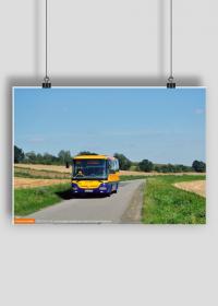 Plakat SOR CN12