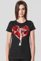 Koszulka drzewo sercowe