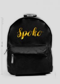 Spoko - Mały Plecak Z Nadrukiem