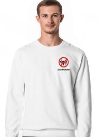 Bluza Biała ArachnofobiX