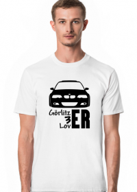 Görlitzer 3er Lover - E46 (men t-shirt) di