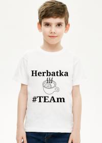 "Koszulka Dziecięca ""Herbatka Team"""