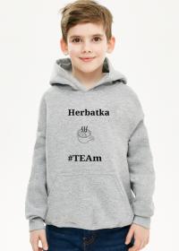 """Bluza dziecięca """"Herbatka Team"""""""