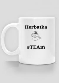 """Kubek Klasyczny """"Herbatka Team"""""""