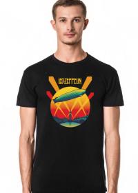 Led Zeppelin męska koszulka