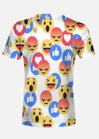Facebook Reaction Fullprint