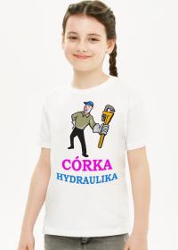 Hydraulik. Prezent dla Hydraulika. Koszulka dla Hydraulika.