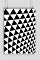 GEOMETRY trójkąty - plakat A1