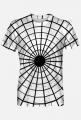 GEOMETRY kołowrotek - full print