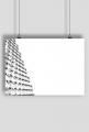 GEOMETRY dachówki - plakat A1