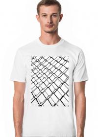 GEOMETRY siata - T-shirt męski