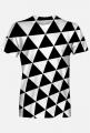 GEOMETRY trójkąty - full print