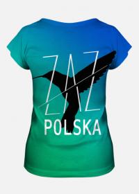 ZAZ Polska koszulka damska