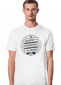 koszulka najlepszy wychowawca na świecie
