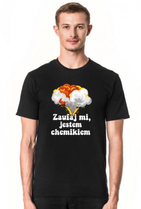 koszulka jestem chemikiem
