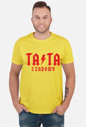 Koszulka z napisem dla taty Czadowy Tata