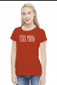 Koszulka Cool Mama na dzień matki