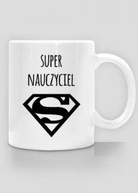 Super Nauczyciel - kubek z nadrukiem