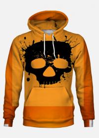 Bluza full print skull