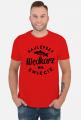 T-shirt dla wędkarza z napisem Najlepszy Wędkarz na Świecie