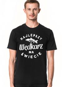 Koszulka dla wędkarza Najlepszy Wędkarz na Świecie