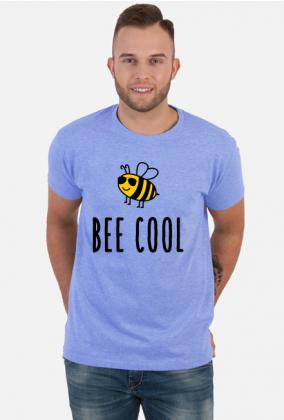 Śmieszna koszulka dla pszczelarza Bee Cool