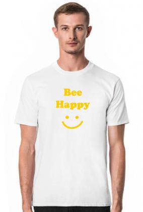 Podkoszulek dla pszczelarza Bee Happy
