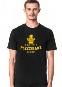Koszulka Najlepszy Pszczelarz na Świecie