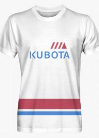 Movember x Kubota koszulka fullprint