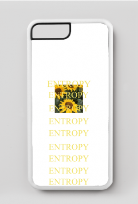 ENTROPY PHONE CASE