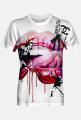 koszulka fullprint Banksy