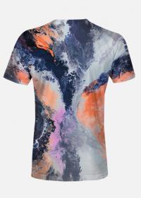 koszulka fullprint marble