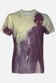 koszulka fullprint halloween zombie boys