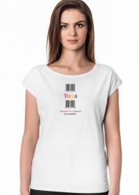 joga koszulka
