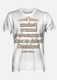 WOSP2019 koszulka damska 1