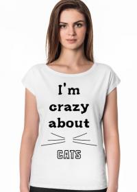 koszulka crazy