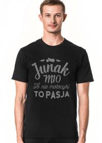 Koszulka dla motocyklisty Junak M10