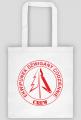 Torba EKO z logo EDC - red