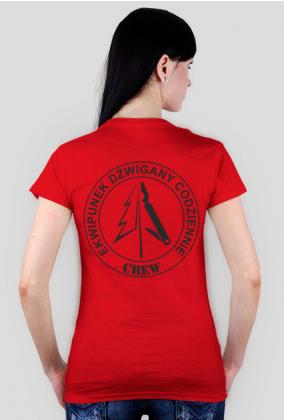 Koszulka damska EDC DLNP/b