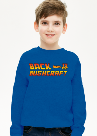 "Bluza EDC Junior ""Back to the bushcraft"""